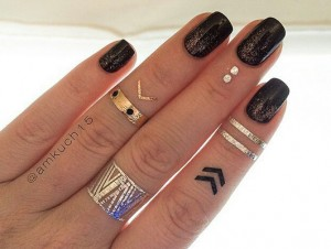 flash tattoo nailart (10)